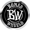 "Bones Wheels 2"" Branded Assorted Colors Skate Sticker"
