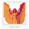 Cortina Bearing Co Wings Skate Sticker