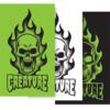 "Creature Skateboards Bonehead Skate Sticker - 4"" x 6.75"""