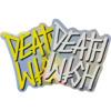 Deathwish Skateboards Deathstack Holo Skate Sticker
