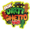 DGK Skateboards Convenience Skate Sticker