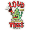 DGK Skateboards Loud Trees Skate Sticker