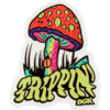 DGK Skateboards Trippin Skate Sticker