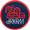 Darkroom OG Logo Skate Sticker