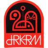 Darkroom POD Assorted Colors Skate Sticker