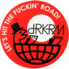 Darkroom Roadtrip Assorted Colors Skate Sticker