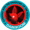 Darkroom Shadows Skate Sticker