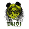 Enjoi Skateboards 80's Head Skate Sticker