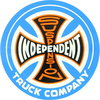"Independent Suspension Sketch Skate Sticker - 1.5"" x 1.5"""