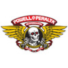 Powell Peralta Winged Ripper Red Skate Sticker