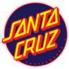 "Santa Cruz Skateboards 3"" Other Dot Navy / Red Skate Sticker"