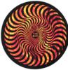 Spitfire Wheels Hellfire Classic Swirl Medium Skate Sticker