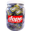 Dope Skate Wax 20 Mini Nug Jug Assorted Colors Original Formula Skatewax - Includes 20 Bars