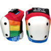 187 Killer Pads Slim Rainbow Knee Pads - X-Large