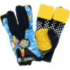 Sector 9 Youth Rally Hawaii Youth Slide Gloves - Large / X-Large
