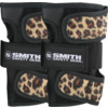 Smith Safety Gear Leopard Wrist Guards - Small