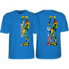 Powell Peralta Ray Barbee Rag Doll Royal Men's Short Sleeve T-Shirt - Small