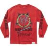 Diamond Supply Co X Slayer Reign In Blood Men's Long Sleeve T-Shirt