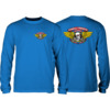 Powell Peralta Winged Ripper Men's Long Sleeve T-Shirt