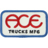 """Ace Trucks Rings Patch - 1.5"""" x 2.75"""""""