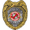 "Powell Peralta 3.5"" Skateboard Police Patch"