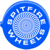 Spitfire Wheels Coin Pouch Classic 87' Swirl Blue / White Wallet
