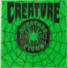 Creature Skateboards Fiend Web Black Lapel Pin