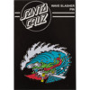 Santa Cruz Skateboards Wave Slasher Push Back Pin