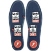 Footprint Orthotic Insoles Joey Brezinski Kingfoam Street Art Shoe Insole - 10/10.5