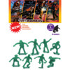Toy Boarders Series 1 Skate Pro Figures - 24 Piece