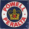"Powell Peralta Supreme Banner 36"" X 36"""