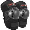 Triple 8 Saver Black Knee, Elbow, & Wrist Pad Set - Medium