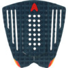 Astrodeck Patrick Gudauskas 126 Navy / Red Surfboard Traction Pad