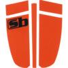 Sticky Bumps Timm Orange Longboard Surfboard Traction Pad