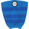 Stay Covered 2 Way Directional Traction Blue Surfboard Traction Pad - 3 Piece