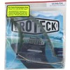 "Pro Teck Power Flex 4"" Clear / Smoke Grey Futures Side Fins Includes 2 Fins"