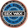 Sex Wax Original Assorted Colors Warm / Tropical Water Surf Wax