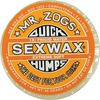 Sex Wax Quick Humps Yellow 1X Extreme Soft Cool / Cold Water Surf Wax