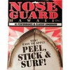 Surfco Hawaii Longboard Smoke Nose Guard Kit