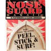 Surfco Hawaii Longboard White Nose Guard Kit