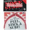 Surfco Hawaii Longboard Super Slick Red Nose Guard Kit