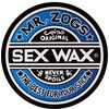 "Sex Wax 3"" Assorted Colors Skate Sticker"