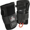 Triple 8 Roller Derby Wristsaver Black Wrist Guards - Large