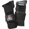 Triple 8 Saver Black Knee, Elbow, & Wrist Pad Set - Junior