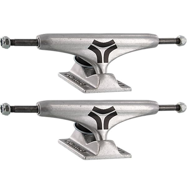 "Destructo Trucks D1 Polished Skateboard Trucks - 5.75"" Hanger 8.5"" Axle (Set of 2)"
