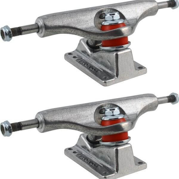 "Gullwing Trucks Shadow Polished Skateboard Trucks - 5.75"" Hanger 8.5"" Axle (Set of 2)"