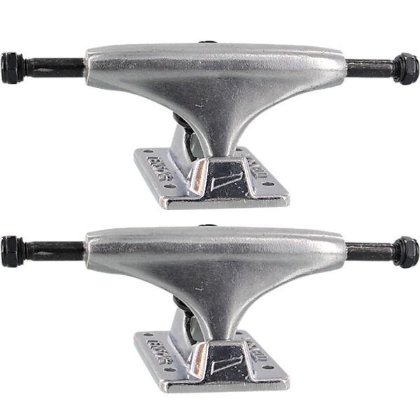"""Tensor Trucks Alloy Polished Skateboard Trucks - 4.25"""" Hanger 6.75"""" Axle (Set of 2)"""