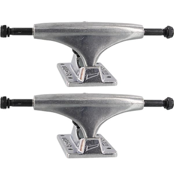"Tensor Trucks Alloy Polished Skateboard Trucks - 4.75"" Hanger 7.5"" Axle (Set of 2)"