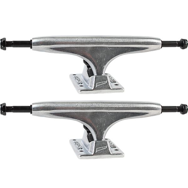 "Tensor Trucks Alloy Raw / Raw Skateboard Trucks - 6.0"" Hanger 8.75"" Axle (Set of 2)"