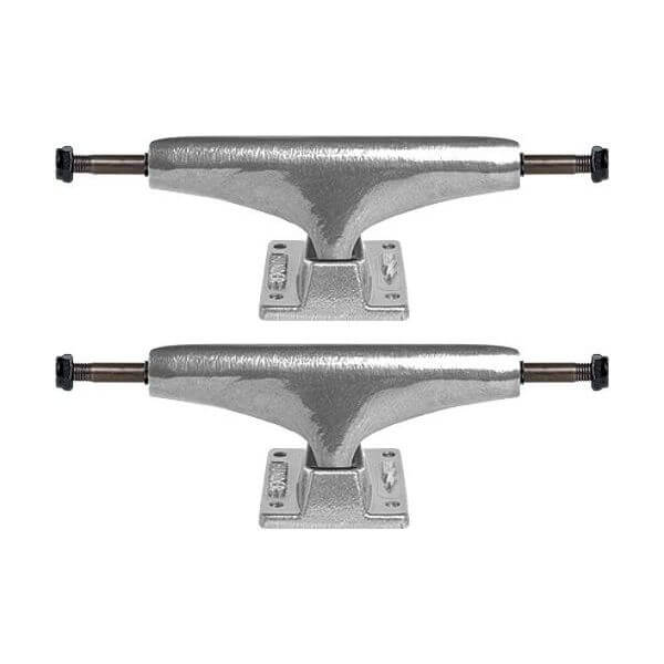 "Thunder Trucks 145mm Team High Polished Skateboard Trucks - 5.0"" Hanger 7.62"" Axle (Set of 2)"